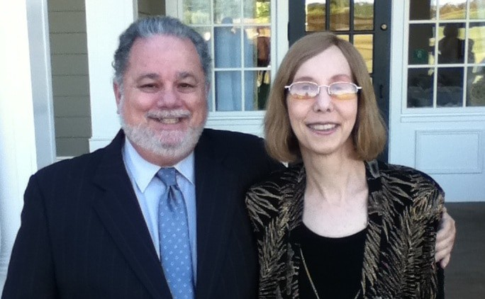 STEVE AND JANIS LAPPIN