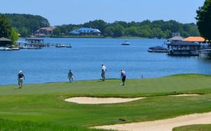Lake Norman Golf communities